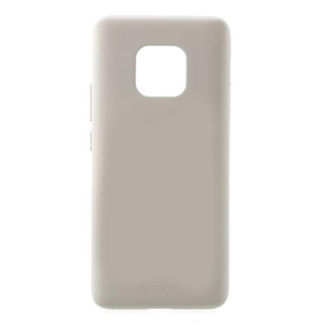 Goospery Goospery - Huawei Mate 20 Pro Handy Cover - TPU Soft Case - SF Jelly Series - stone