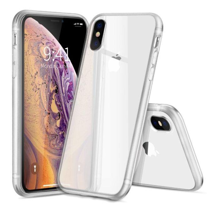 Dux Ducis Dux Ducis - iPhone XS Max Hülle - Softcase aus TPU - Light Series - transparent
