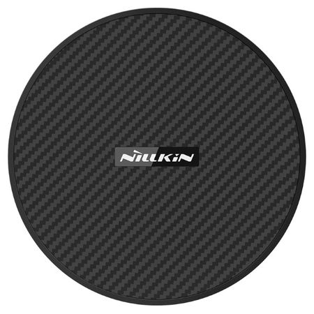 Nillkin - Qi Wireless Ladestation (5W, 7.5W, 10W, 15W) - PowerFlash Series - Aramid Fiber - schwarz