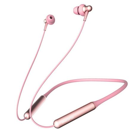 1MORE - Stylishe Dual-dynamic Bluetooth In-Ear Headphones - Kopfhörer mit MEMS Mikrofon - pink