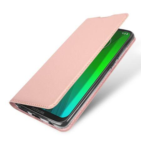 Dux Ducis - Motorola Moto G7/G7 Plus Hülle - Handy Bookcover - Skin Pro Series - rosa