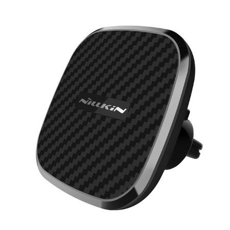 Nillkin - Kabelloser Wireless Qi Fast Charger fürs Auto - magnetisch - Modell B - schwarz