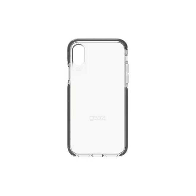 Gear4 Gear4 - iPhone X/XS Hülle - Backcover - Aufprallschutz bis 3m - Piccadilly - schwarz