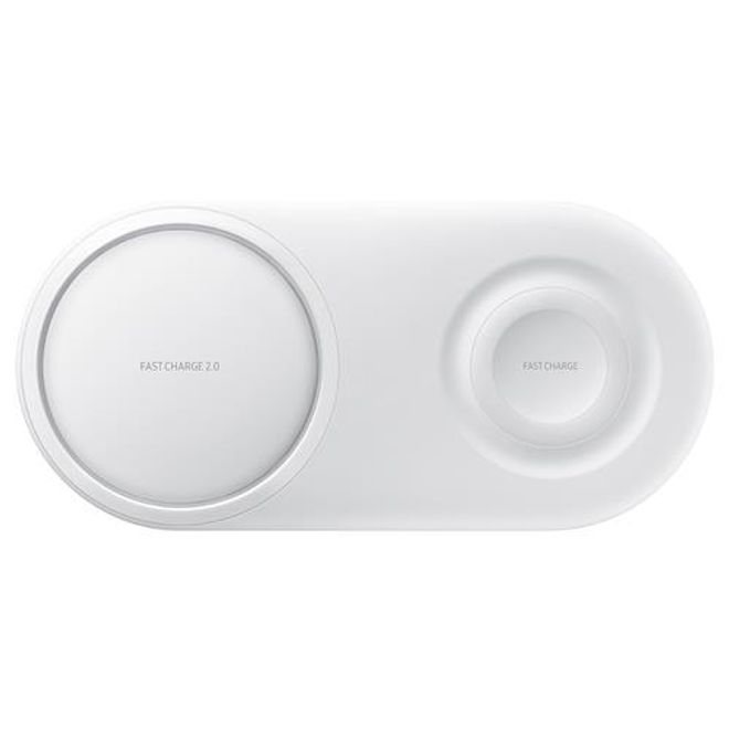 Samsung Samsung - Wireless Charging Duo Pad - Fast Charging - weiss