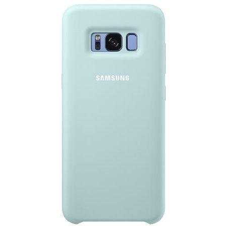 Samsung - Galaxy S8 Case - Hülle aus Silikon - EF-PG950TLEGWW - blau
