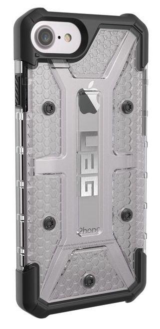 UAG UAG - iPhone 8/7/6S Hülle - Robustes Backcover - Plasma Case - transparent