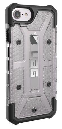 UAG - iPhone 8/7/6S Hülle - Robustes Backcover - Plasma Case - transparent