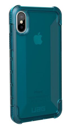 UAG - iPhone XS/X Hülle - Backcover - Plyo Case - blau