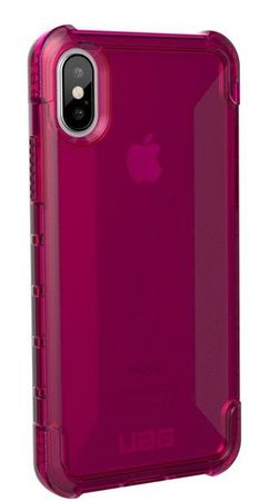 UAG - iPhone XS/X Hülle - Backcover - Plyo Case - pink