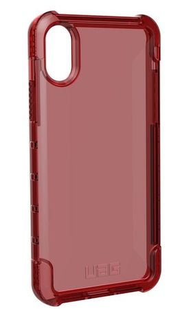 UAG - iPhone XS/X Hülle - Backcover - Plyo Case - rot