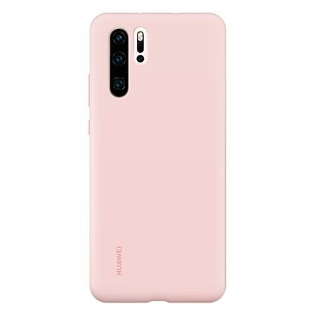 Huawei - Original P30 Pro Hülle - Hard Cover - Silicone Case - pink