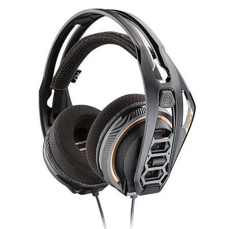 Plantronics - RIG 400 Pro HC Gaming Headset - PS4/XONE/PC - schwarz