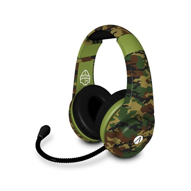 Stealth Stealth - XP-Cruiser Stereo Gaming Headset - PS4/XONE/NSW/PC/Android - camo/grün