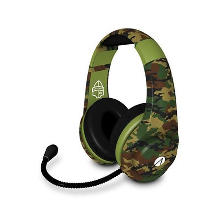 Stealth - XP-Cruiser Stereo Gaming Headset - PS4/XONE/NSW/PC/Android - camo/grün