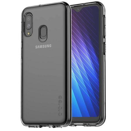 Araree - Samsung Galaxy A20e Hülle - Case aus TPU Plastik - A Cover Series - schwarz