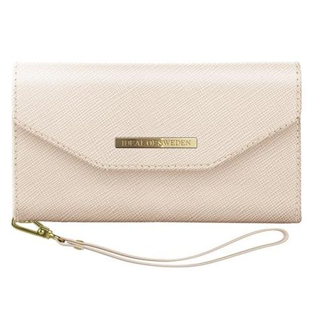 iDeal of Sweden - iPhone SE / 8 / 7 / 6S / 6 Hülle - Mayfair Clutch - beige