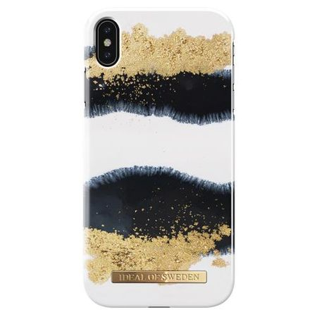 iDeal of Sweden - iPhone XS Max Hülle - Designer Case Gleaming Licorice