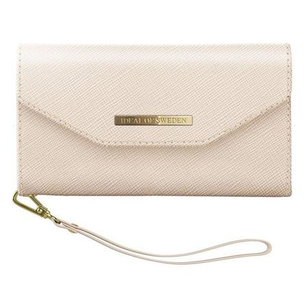 iDeal of Sweden - Samsung Galaxy S10e Hülle - Mayfair Clutch - beige