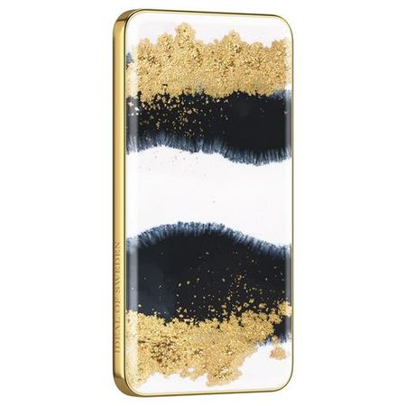 iDeal of Sweden - Power Bank - 5000 mAh - Gleaming Licorice - mehrfarbig/Muster