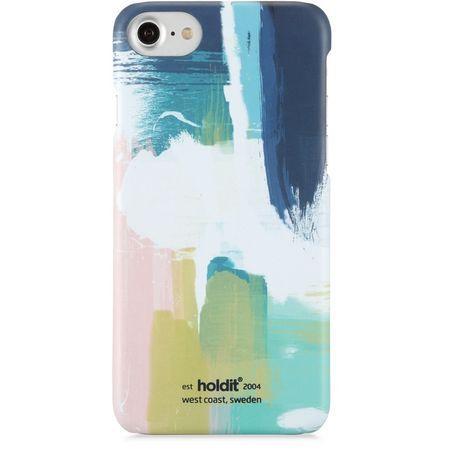 Holdit - iPhone 8 / 7 / 6S / 6 Hülle - Silent Fraction Series - Hardcase - mehrfarbig