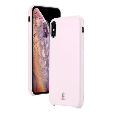 Dux Ducis - iPhone XS/X Hülle - Handy Backcover - Skin Lite Series - pink