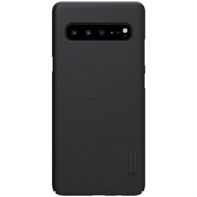 Nillkin Nillkin - Samsung Galaxy S10 5G Hülle - Plastik Case - Super Frosted Shield Series - schwarz