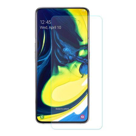 Enkay - Samsung Galaxy A80 Schutzglas Displayschutz - Panzer Glas - 9H 2.5D - transparent
