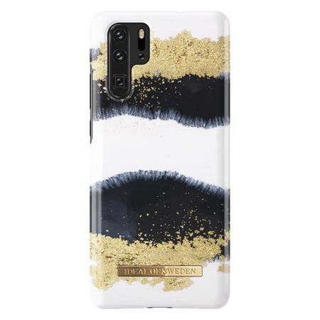 iDeal of Sweden - Huawei P30 Pro Hülle - Designer Case Gleaming Licorice