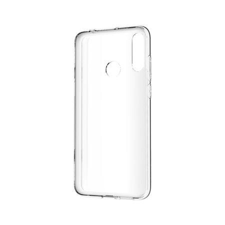 Wiko - Original View 3 Hülle - Plastik Backcover - transparent