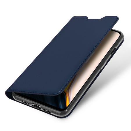 Dux Ducis - OnePlus 7 Hülle - Handy Bookcover - Skin Pro Series - blau