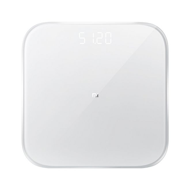 Xiaomi Xiaomi - Mi Smart Scale 2 - Bluetooth LED Personen Waage (iOS/Android) - weiss