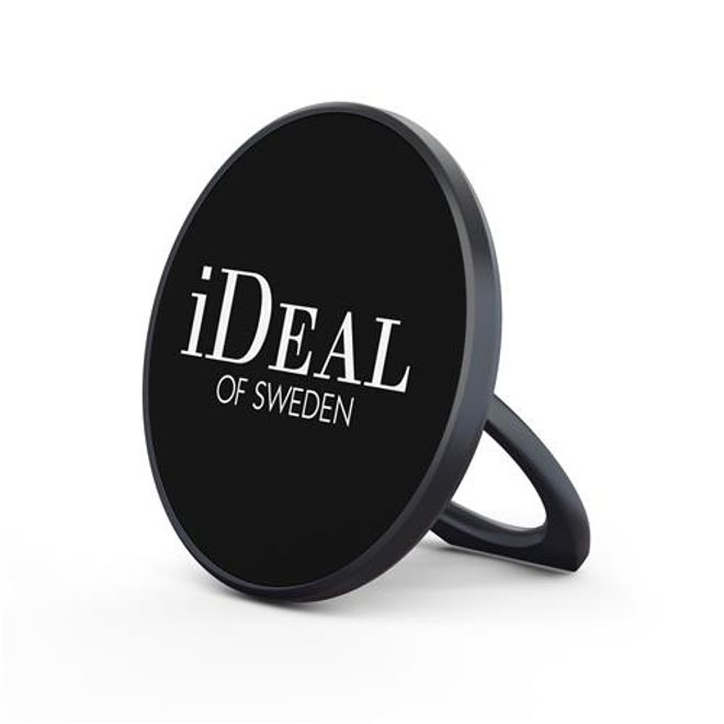 iDeal of Sweden IDeal of Sweden - Magnetische Selfie Ring Smartphone Halterung - schwarz