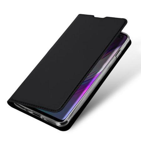 Dux Ducis - Samsung Galaxy S10 5G Hülle - Handy Bookcover - Skin Pro Series - schwarz