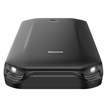 Baseus - Power Bank - 8000 mAh - mit Kfz-Starthilfe - Car Jump Starter Series - schwarz