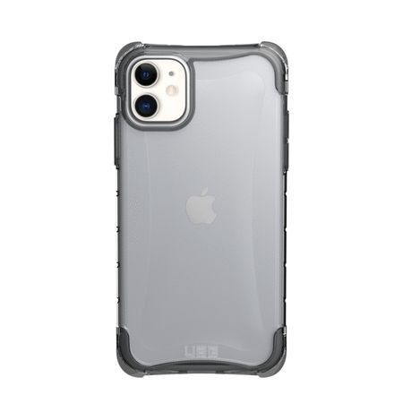 UAG - iPhone 11 Hülle - Backcover - Plyo Case - silber