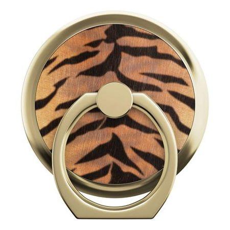 iDeal of Sweden - Magnetischer Halter - Selfie Finger Ring - Sunset Tiger