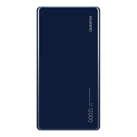Huawei - Super Charge USB Typ-C Power Bank - 40W - 12000mAh - blau