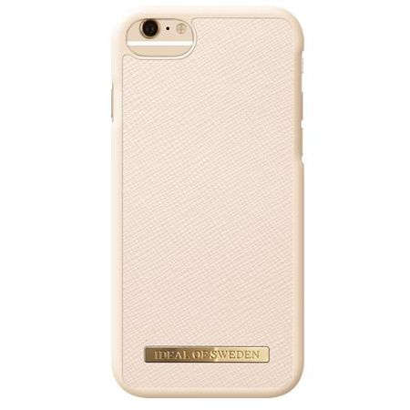 iDeal of Sweden - iPhone 8 / 7 / 6S / 6 Hülle - Fashion Case Saffiano - beige