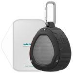 Nillkin - 2 in 1 Set - IPX4 Bluetooth Lautsprecher und Qi Wireless Fast Charging Pad - schwarz