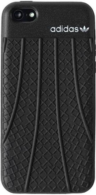 Adidas Adidas - iPhone 5C Hülle - Softcase - schwarz