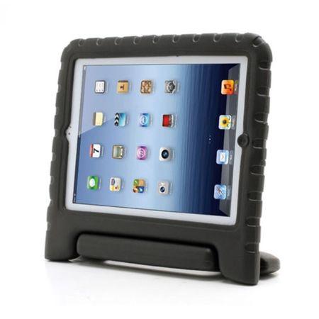 iPad 2 / 3 / 4 Schockresistente EVA Plastik Schaum Tablet Hülle - schwarz
