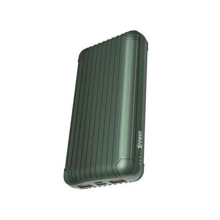 XPower - Powerbank - PD/PPS/QC4+/SCP - 20000mAh 55W - PD20B - grün