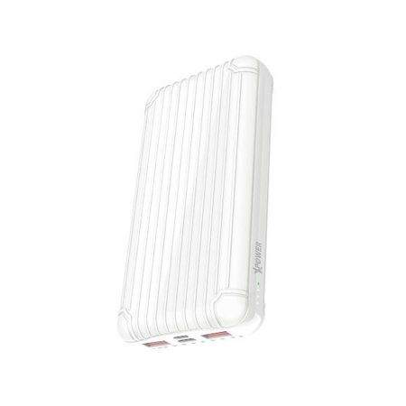 XPower - Powerbank - PD/PPS/QC4+/SCP - 20000mAh 55W - PD20B - weiss
