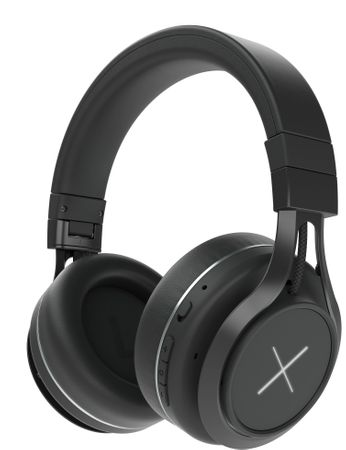 Kygo - Bluetooth Kopfhörer Headset - mit Geräuschunterdrückung (ANC) - Xenon - schwarz