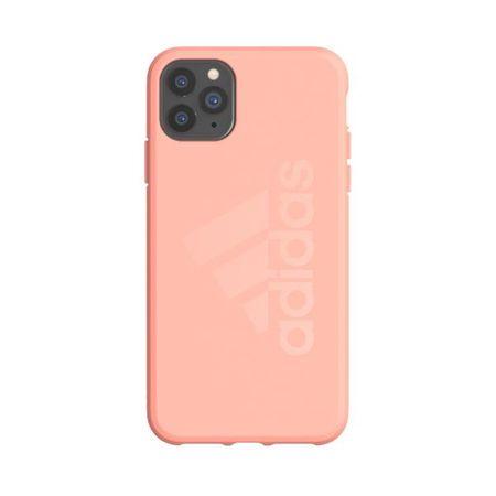 Adidas - iPhone 11 Pro Max Hülle - Case aus kompostierbarem Kunststoff - Terra Bio Series - rot