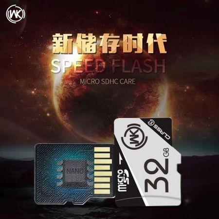 32 GB microSD Speicherkarte Klasse 10 - High Speed Card - grau