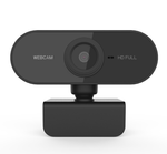 Full HD Ultra High Speed Webcam - Plug and Play - schwarz