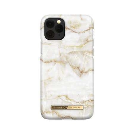 iDeal of Sweden - iPhone 11 Pro / XS / X Hülle, Designer Case Golden Pearl Marble - mehrfarbig