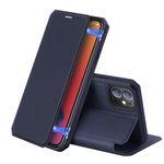 Dux Ducis - iPhone 12 Pro / 12 Max Hülle - Robustes Handy Bookcover - Skin X Series - blau