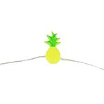 Deko LED Lichterkette - Happy Series - Ananas